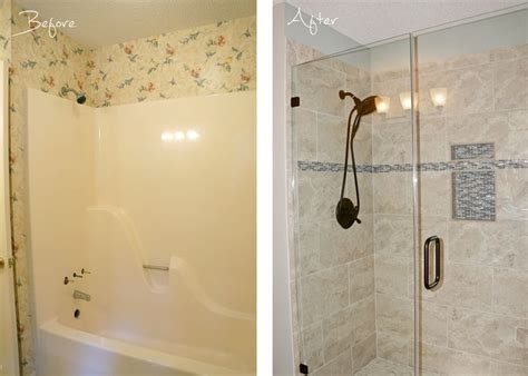 Remove Fiberglass Shower Stall by 25 Best Ideas About Fiberglass Shower Enclosures On