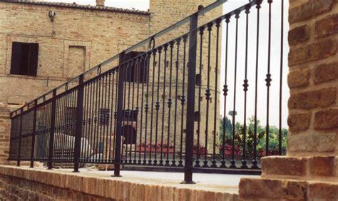 terrazzi con ringhiera ringhiere e recinzioni officine arnulfo