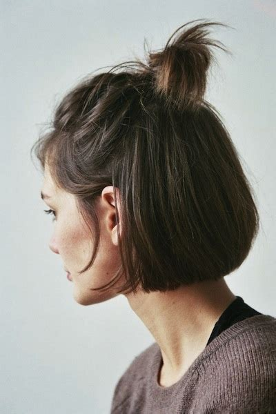 short hair you can still put in ponytail 5 ways to style short hair at the gym her cus