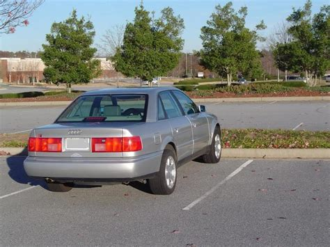 1995 Audi S6 For Sale by Vwvortex For Sale 1995 Audi S6 Silver Grey Illinois