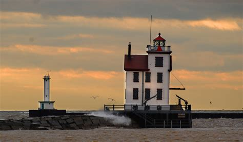 Lorain Records Lorain Lighthouse Quot Of The Port Quot