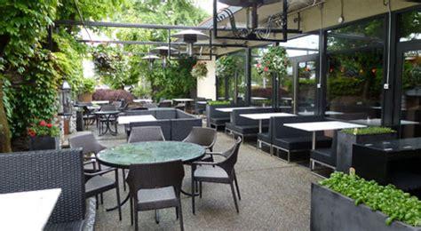 restaurant patio planters landscaping portfolio fabulous flower beds