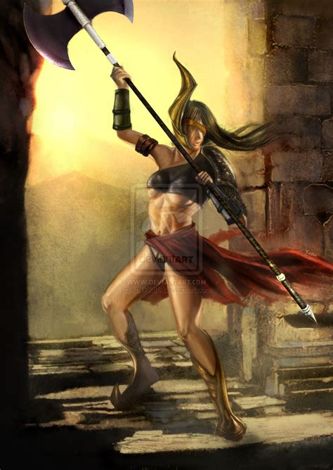 Amazon Warrior | nidalee ideas on pinterest