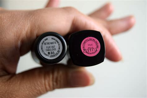 Flat Out dupe alert m a c lipstick in flat out fabulous veena z kit