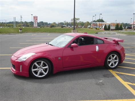 red nissan 350z nissan 350z 2004 red