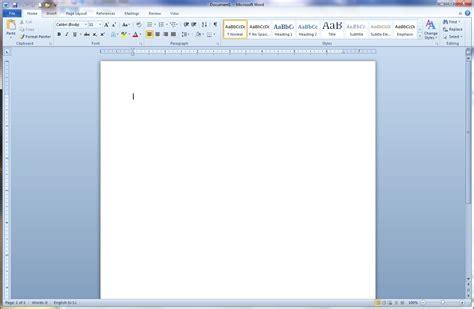 Microsoft Office Word Microsoft Office Word 2010