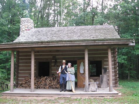 Outdoor Ed Cabins by Outdoor Education Center Dowling Mi Clear Lake C Battle Creek Schools