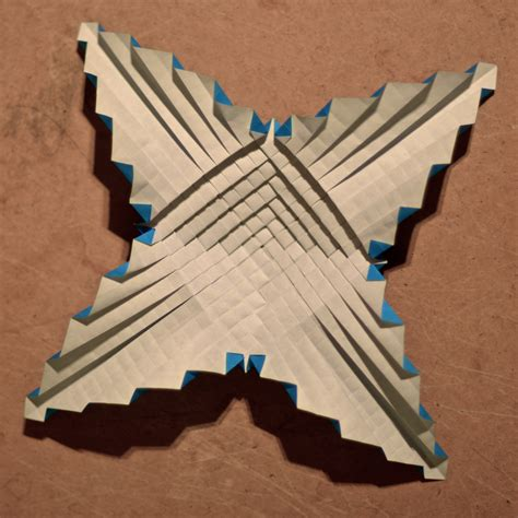 Origami One - origami fiddleoak