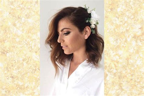 3 bridal hairstyles for hair bebeautiful
