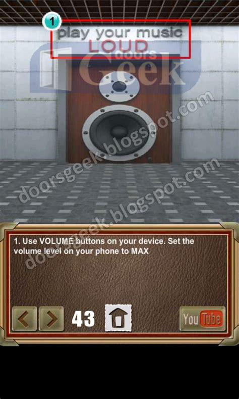100 doors of revenge level 41 42 43 44 45 46 47 48 49 50 100 doors of revenge level 43 doors geek