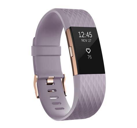 Bracelet d'activité Fitbit Charge 2 Lavande/Or Rose L   fitnessdigital