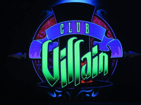 A Place Villain Club Villain Dinner At Disney S Studios Laughingplace