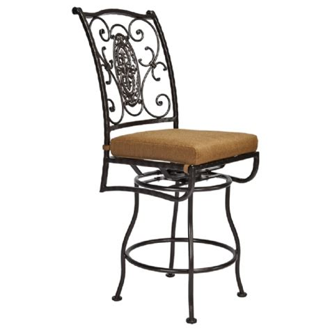 Swivel Bar Stool Replacement Seats by Ow Replacement Cushions Swivel Bar Counter Stool