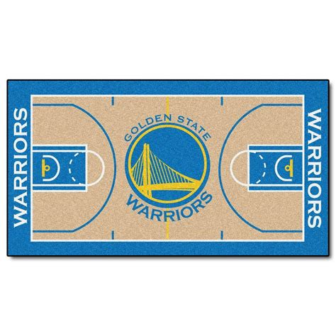 Kitchen Faucets Houston by Fanmats Golden State Warriors 2 Ft X 3 Ft 8 In Nba
