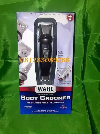 Murah Alat Cukur Kumis Jambang Dan Jenggot Dengan Hasil Ukuran Atau jual hair trimmer wahl groomer pencukur kumis