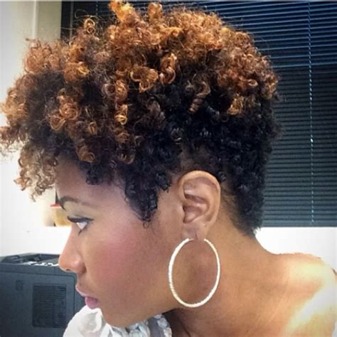 tapered haircut natural hair natural tapered cut on pinterest tapered natural hair