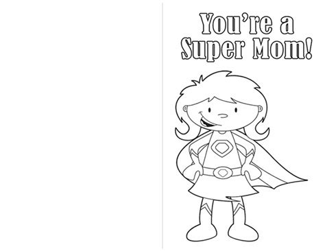 printable mothers day cards to color printable s day coloring pages that make for the