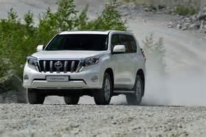 Toyota Russia Toyota Stopped The Land Cruiser Prado In Russia