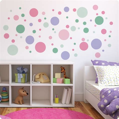 polka dot wall decals for rooms best 25 polka dot wall decals ideas on polka dot bedroom polka dot room and gold