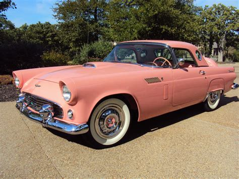 Newest Ford Thunderbird by All American Classic Cars 1956 Ford Thunderbird 2 Door