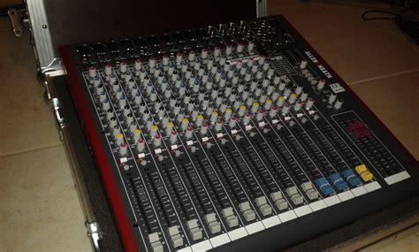 Mixer Allen Heath Zed 16fx allen heath zed 16fx image 1053894 audiofanzine