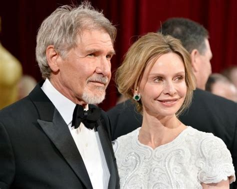 what has harrison ford been in harrison ford has been divorced once rather