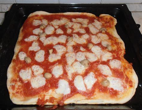 pizze fatte in casa pizza fatta in casa nuovo impasto la cucina di