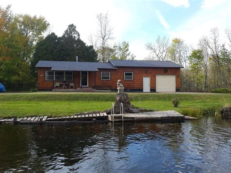 Pictured Rocks Mi Cabins by Autrain River Cottages 4 Bedrooms Near Lake Vrbo