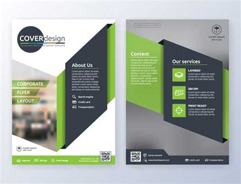brochure illustrator template 62 free brochure templates psd indesign eps ai format