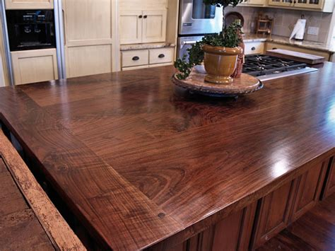 kitchen island wood countertop walnut custom wood countertops butcher block