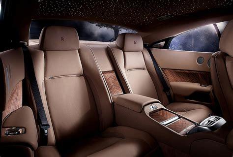 Rolls Royce Interior by 2014 Rolls Royce Wraith Coupe Rear Interior Egmcartech