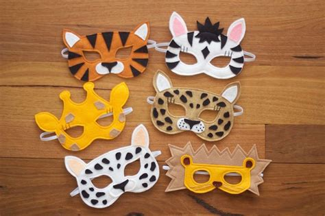 How To Make Animal Mask With Paper Plate - best 25 animal masks ideas on paper plate