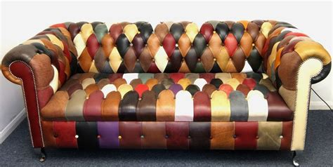 small patchwork sofa chesterfield patchwork sofa ikea small office design