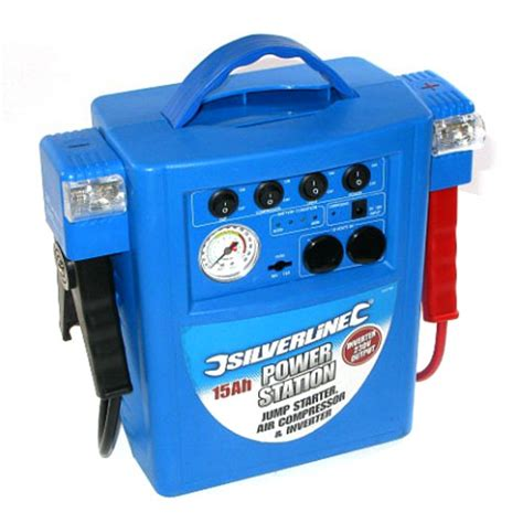 12v 700a car jump start starter booster air compressor inverter worklights ebay
