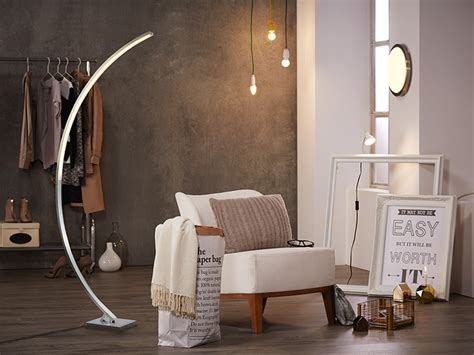 livarno lux dimmable floor lamp lidl great britain