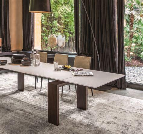 tavolo tonin 8000 tavolo della tonin casa in cristallo legno