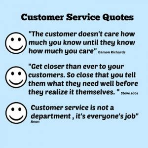 great customer service is so much more than a smile