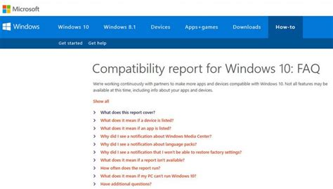 windows 10 compatibility checker tech can my pc run windows 10 how to check computershopper com