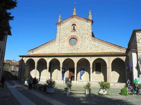 il monastero di san colombano basilica di san colombano