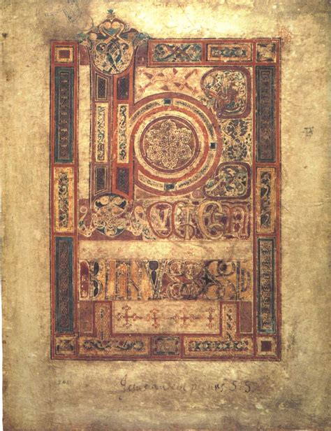 book of kells pictures roads once traveled the book of kells