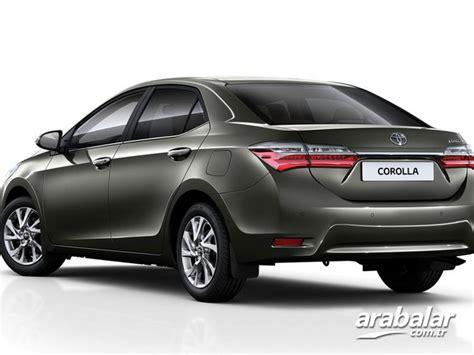 I Toyota 2017 Toyota Corolla 1 33 Arabalar Tr