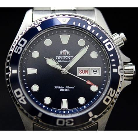 Orient Blue 2 Pesanam Mr K orient mako orologio automatico subacqueo fem65009d9