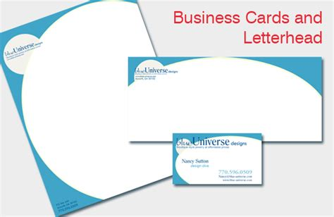 business cards and letterhead redx design solutions