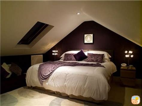 purple accent wall bedroom purple accent wall attic bedroom b e d r o o m s