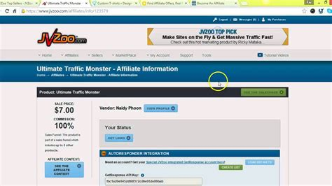 Search Affiliate How To Find Affiliate Marketing Offers And Products To