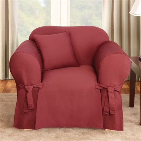 sure fit logan slipcover sure fit logan 1 piece chair slipcover