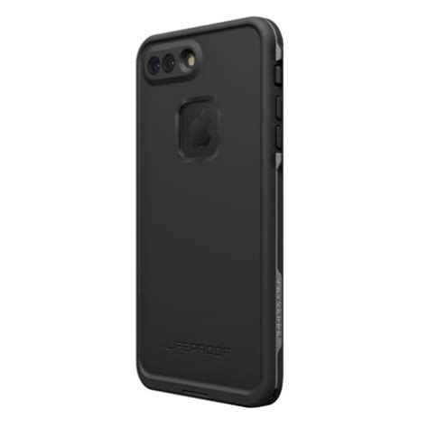 lifeproof fre iphone 7 plus waterproof black reviews comments