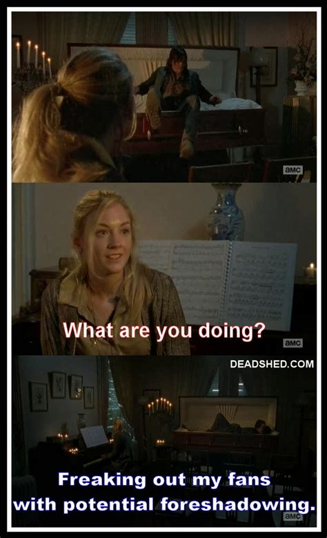 Walking Dead Meme Daryl - beth greene walking dead quotes quotesgram