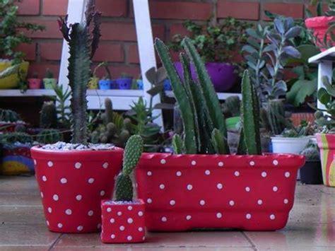 decorar vasos de plastico para cumpleaños plantas suculentas na decora 231 227 o