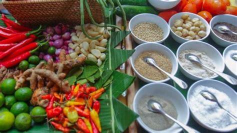 membuat kartu kuning di malang tiga bahan ini bumbu dasar masakan indonesia tribunsolo com